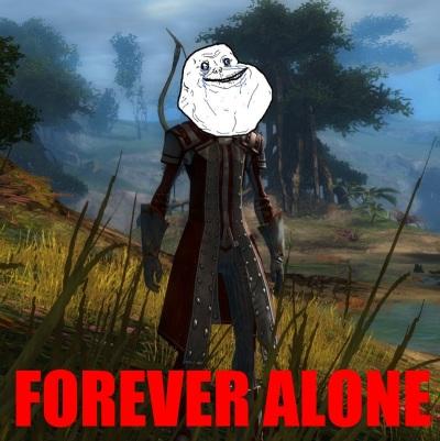 Ranger Forever Alone