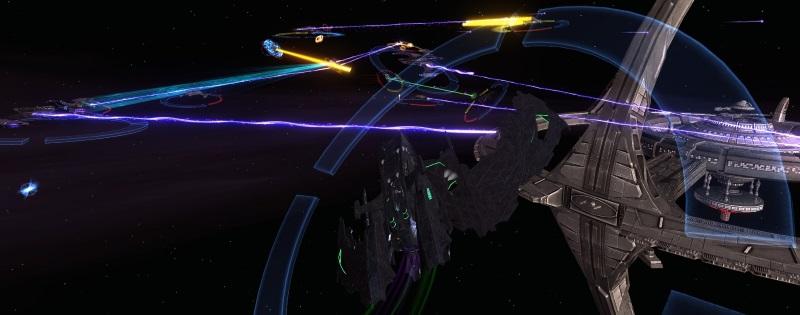 STO Space Combat