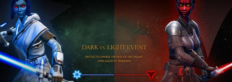 Dark vs Light