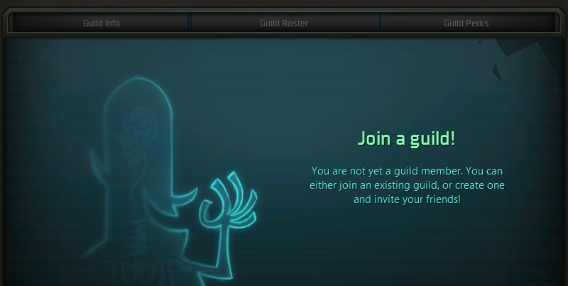 Guilds Occasional Hero