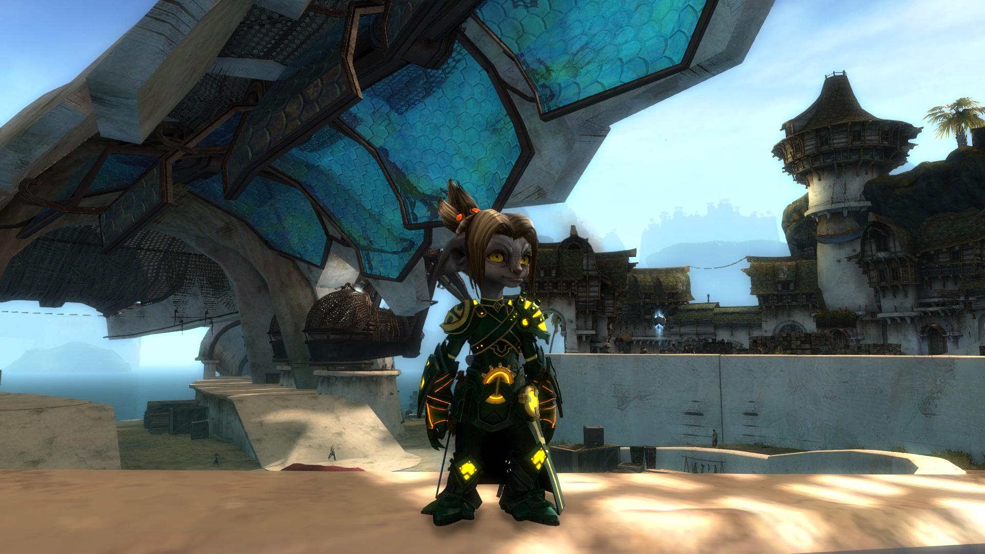 Guild Wars 2   Occasional Hero