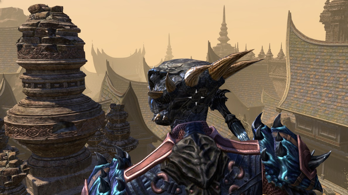 ESO: The Day I Became a Kaiju | Occasional Hero
